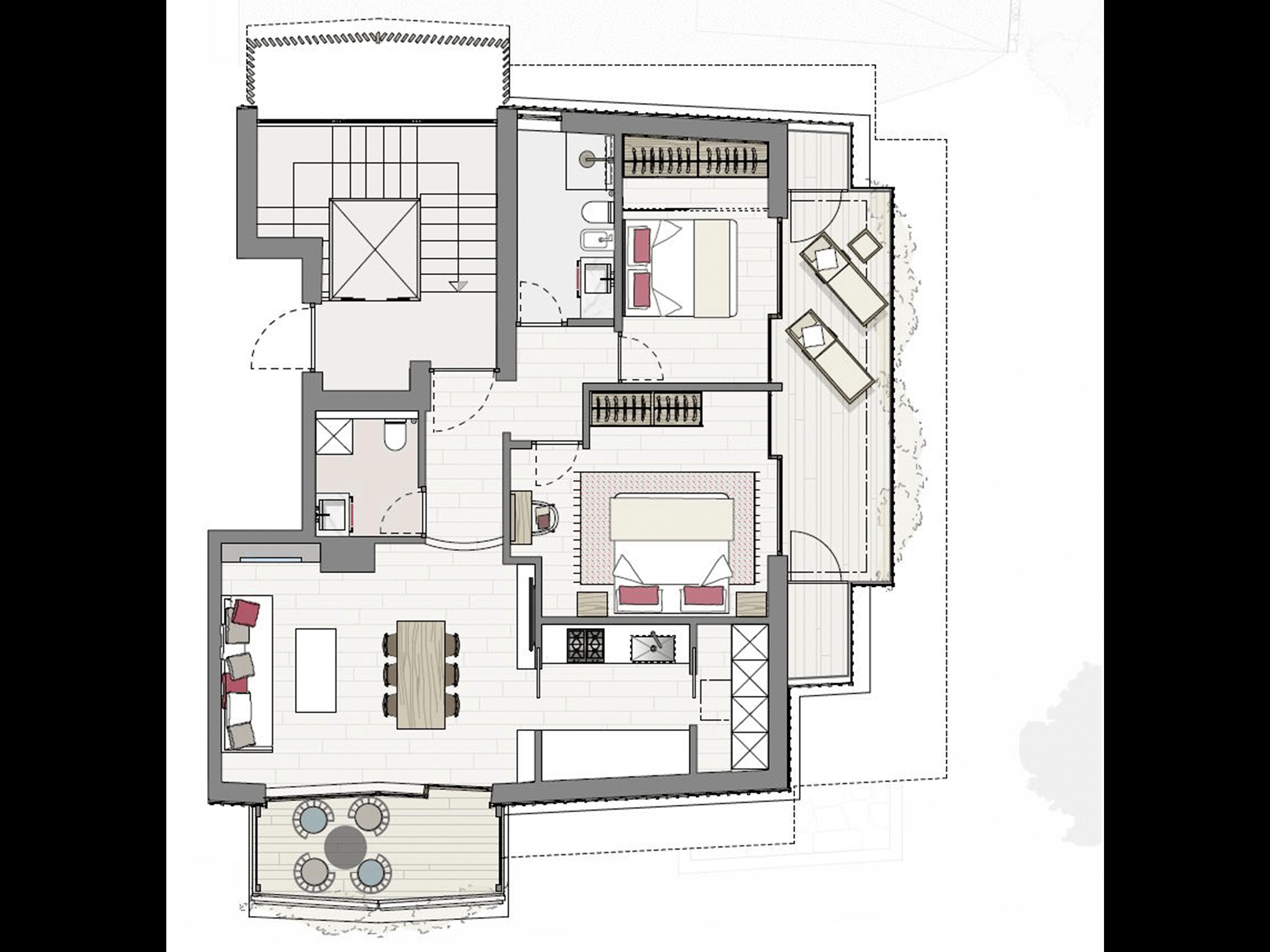 Apt. 5 Villa Sonnwend
